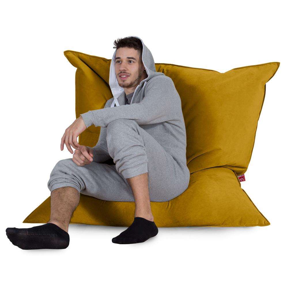 Extra-Large-Bean-Bag-Velvet-Gold_4