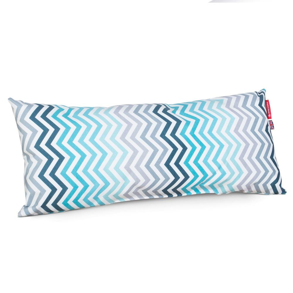 The-Bailey-Giant-Memory-Foam-Pillow-For-On-Dog-Beds-Geo-Print-Chevron-Teal_1