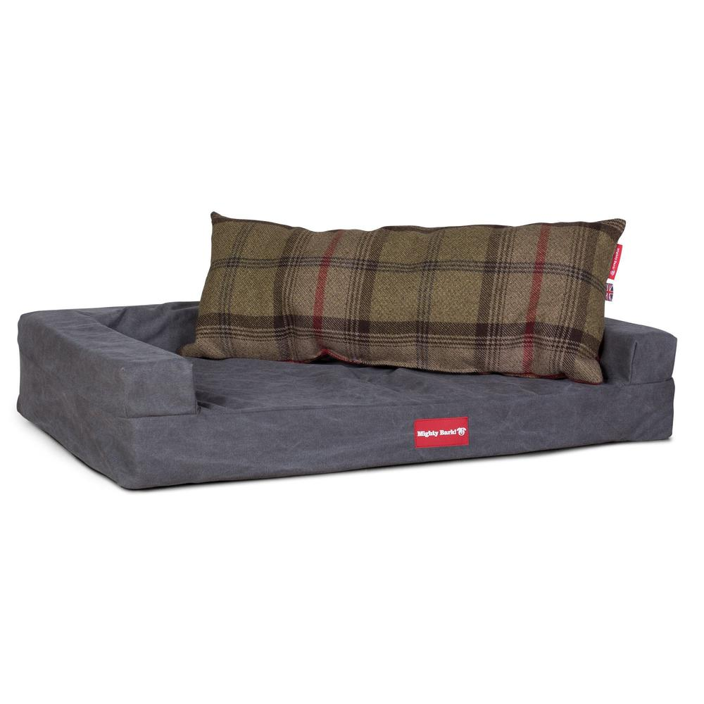 The-Bailey-Giant-Memory-Foam-Pillow-For-On-Dog-Beds-Tartan-Hunter_2