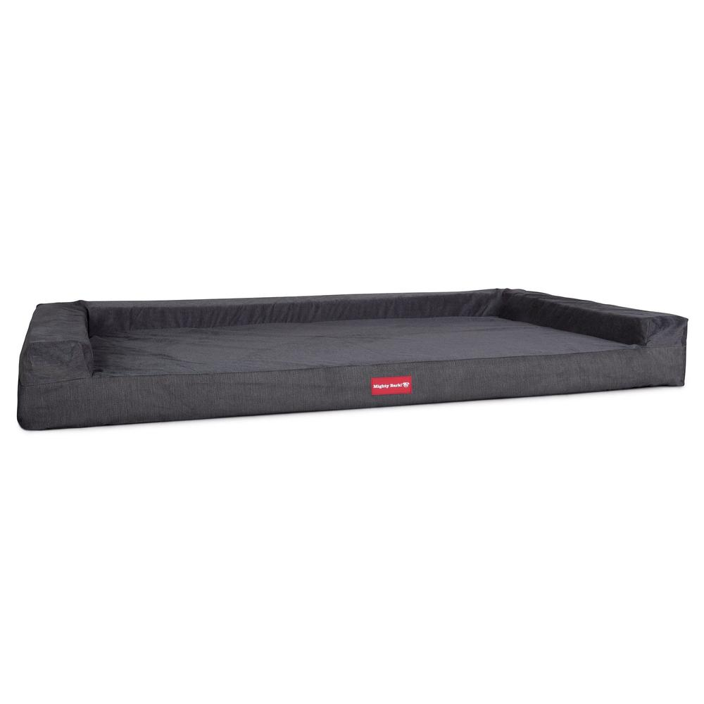 The-Bench-Orthopedic-Memory-Foam-Dog-Bed-Signature-Graphite-Grey_5