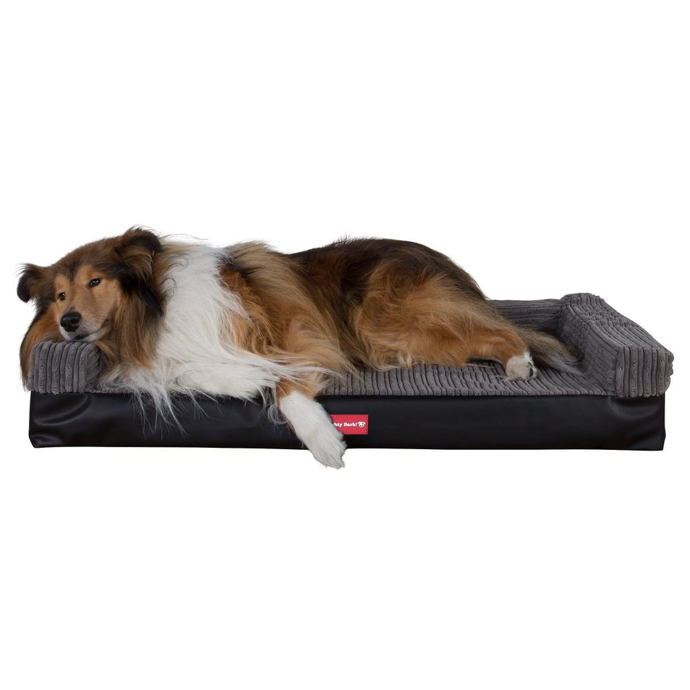 The-Bench-Orthopedic-Memory-Foam-Dog-Bed-Faux-Leather-Black_3