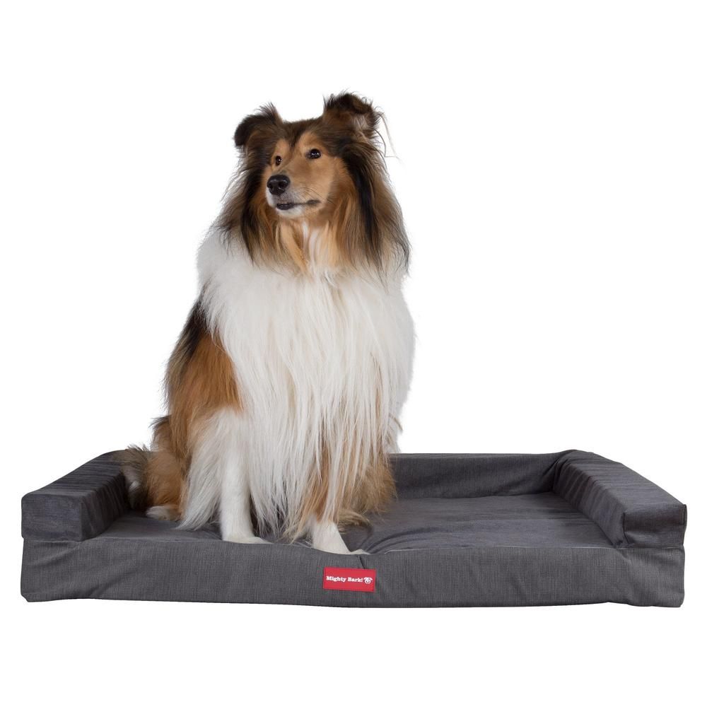 The-Bench-Orthopedic-Memory-Foam-Dog-Bed-Signature-Graphite-Grey_3