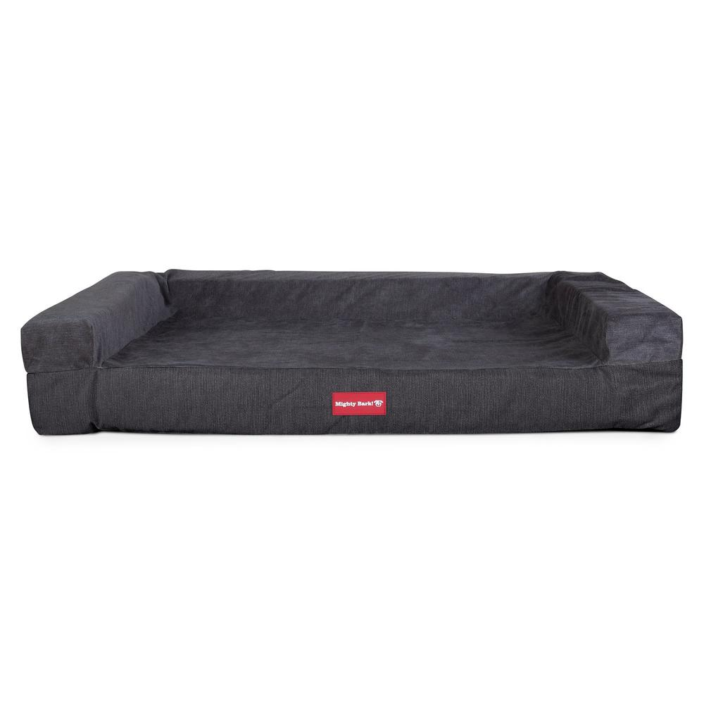 The-Bench-Orthopedic-Memory-Foam-Dog-Bed-Signature-Graphite-Grey_4