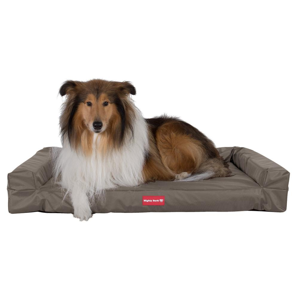 The-Bench-Orthopedic-Memory-Foam-Dog-Bed-Waterproof-Grey_3