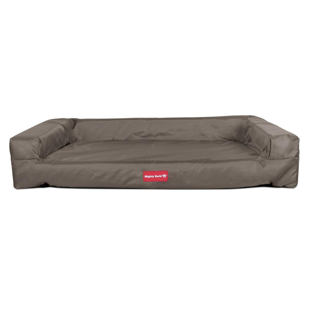 The-Bench-Orthopedic-Memory-Foam-Dog-Bed-Waterproof-Grey_4