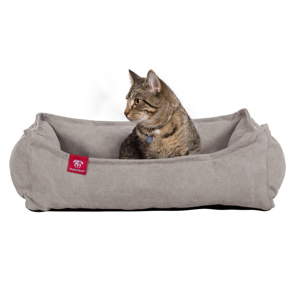 The-Cat-Bed-Memory-Foam-Cat-Bed-Stonewashed-Denim-Pewter_1