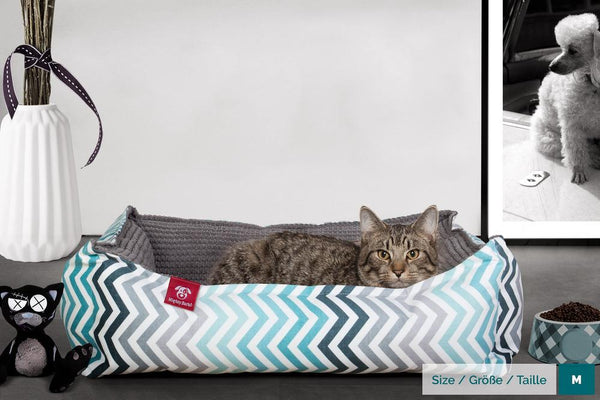 the-cat-bed-memory-foam-cat-bed-geo-print-blue_2