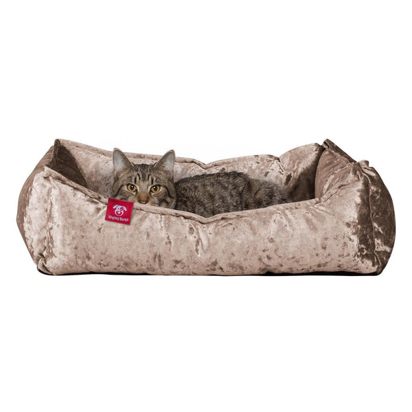 The-Cat-Bed-Memory-Foam-Cat-Bed-Glitz-Truffle_1
