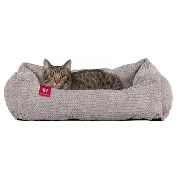 The-Cat-Bed-Memory-Foam-Cat-Bed-Pom-Pom-Mink_1