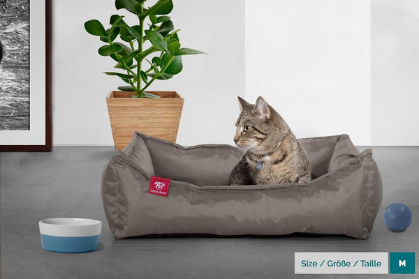 the-cat-bed-memory-foam-cat-bed-waterproof-grey_2