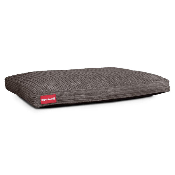 The-Mattress-Orthopedic-Classic-Memory-Foam-Dog-Bed-Cord-Graphite-Grey_1