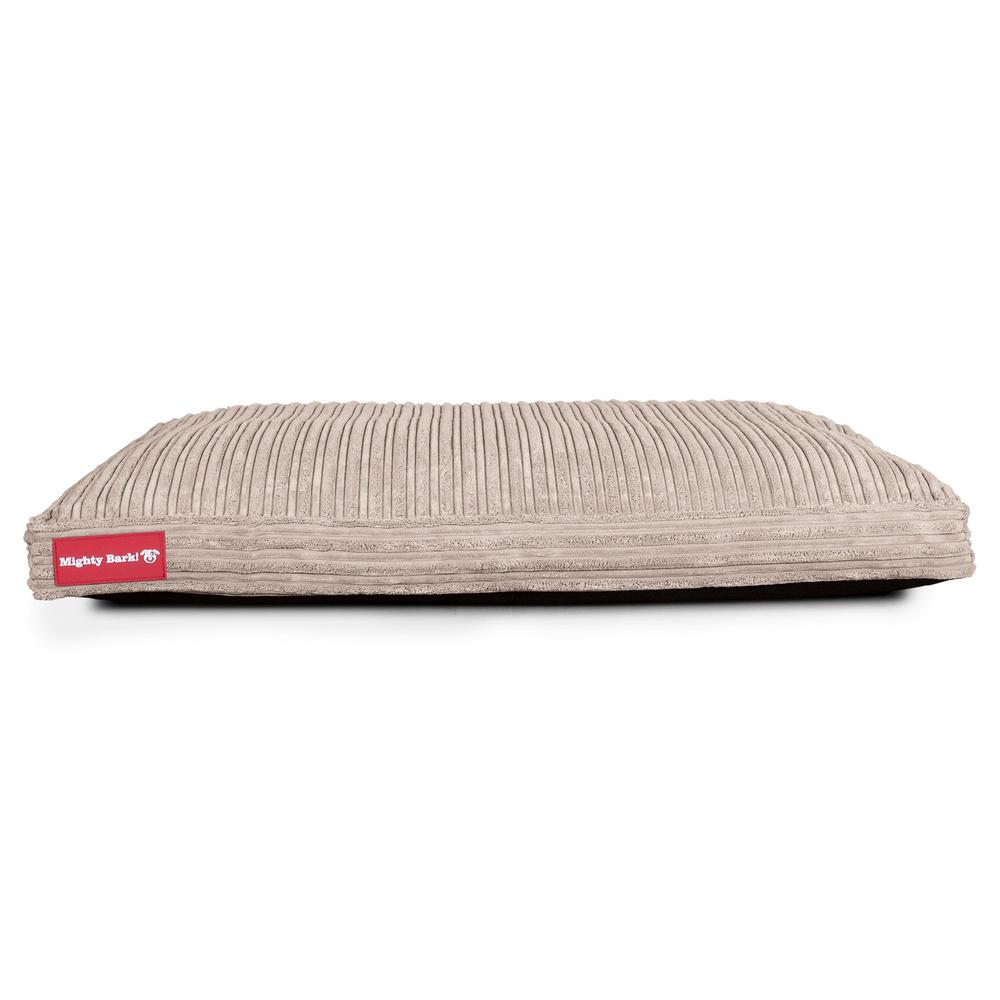 The-Mattress-Orthopedic-Classic-Memory-Foam-Dog-Bed-Cord-Mink_3