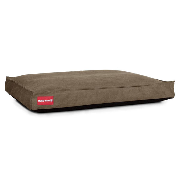 The-Mattress-Orthopedic-Classic-Memory-Foam-Dog-Bed-Stonewashed-Denim-Earth_1
