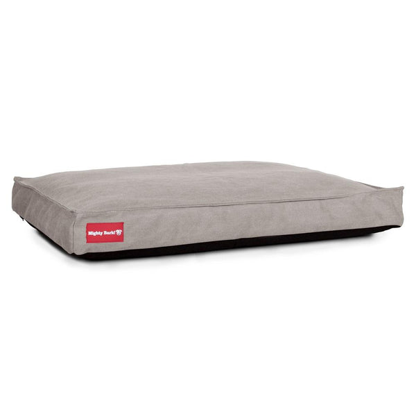 The-Mattress-Orthopedic-Classic-Memory-Foam-Dog-Bed-Stonewashed-Denim-Pewter_1
