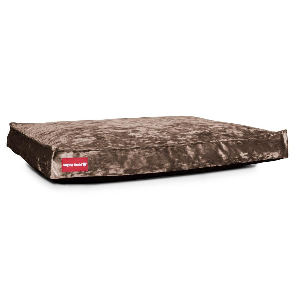 The-Mattress-Orthopedic-Classic-Memory-Foam-Dog-Bed-Glitz-Truffle_1