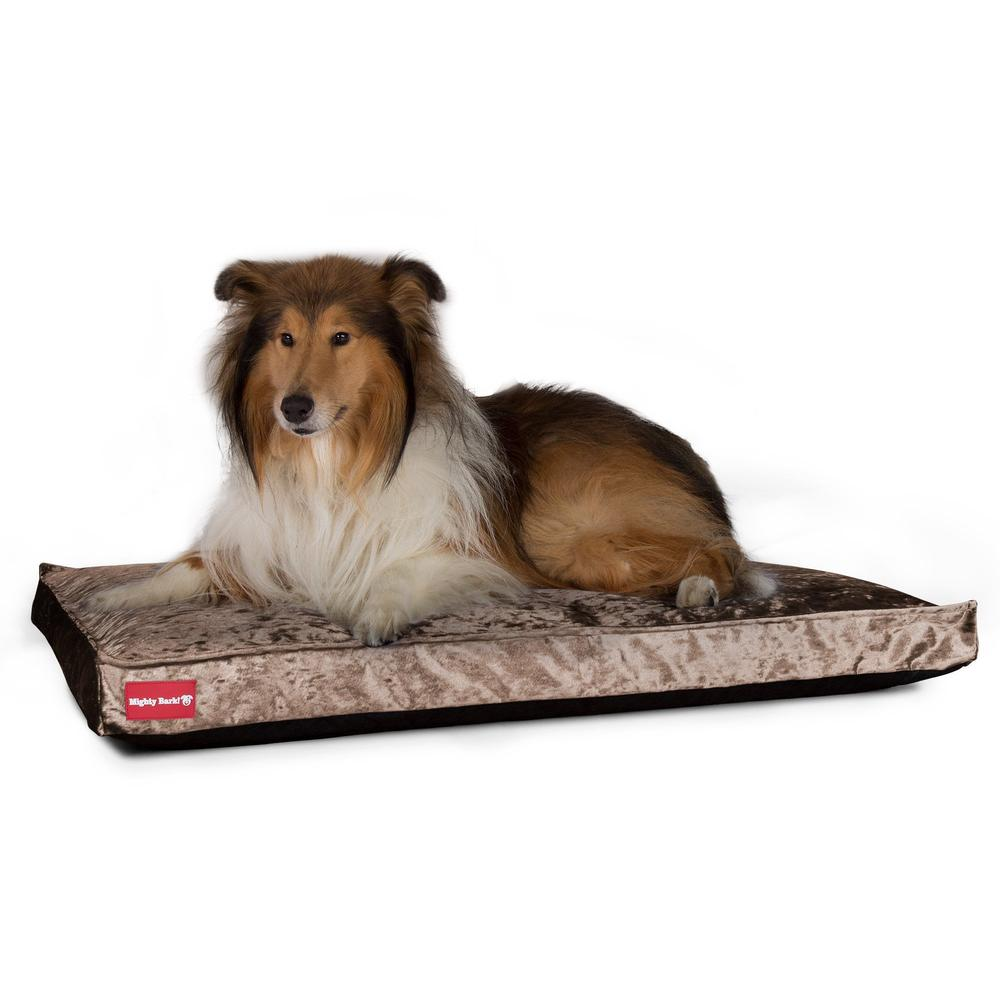 The-Mattress-Orthopedic-Classic-Memory-Foam-Dog-Bed-Glitz-Truffle_4