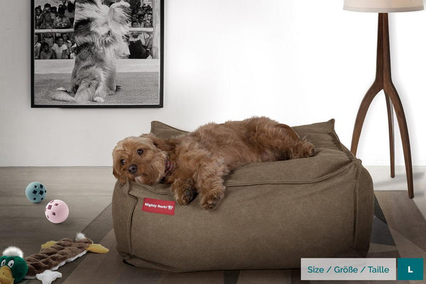 the-crash-pad-memory-foam-dog-bed-denim-earth_2