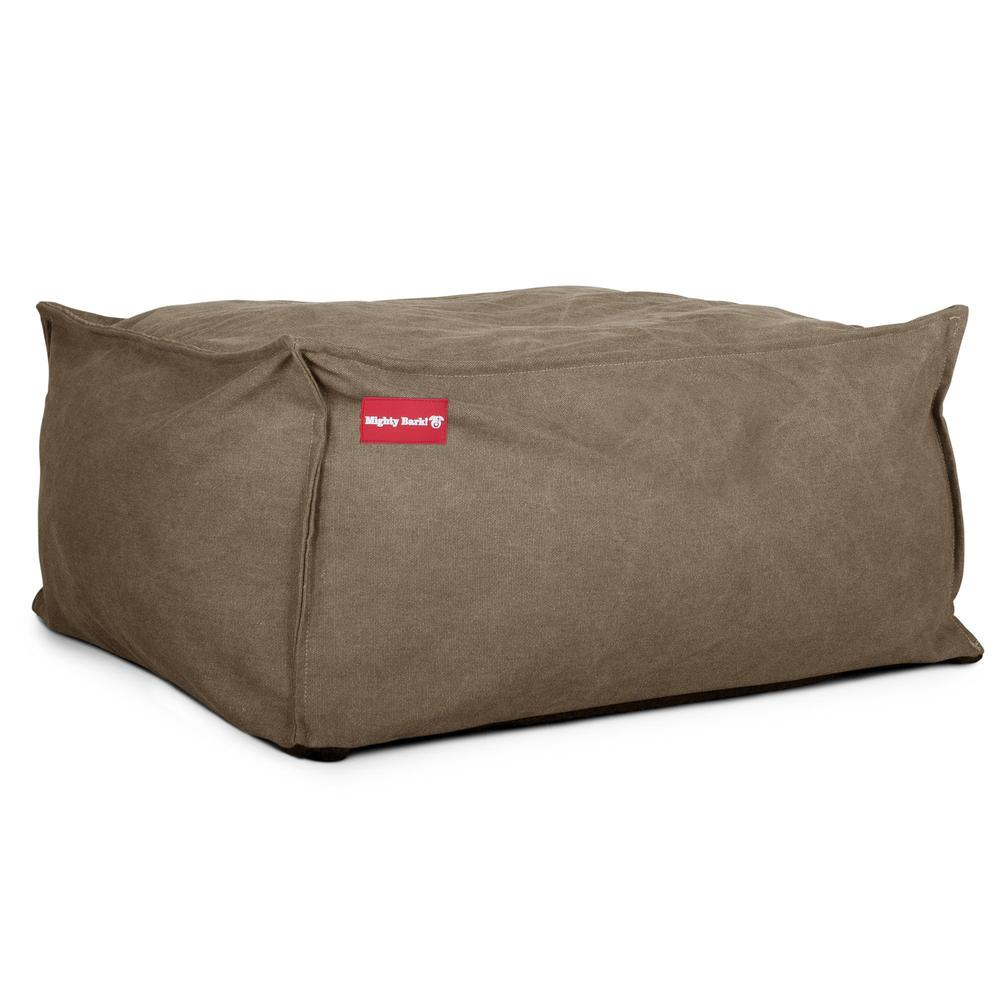 The-Crash-Pad--Memory-Foam-Dog-Bed-Stonewashed-Denim-Earth_3