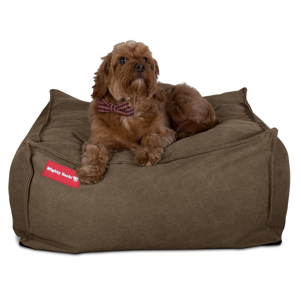 The-Crash-Pad--Memory-Foam-Dog-Bed-Stonewashed-Denim-Earth_4