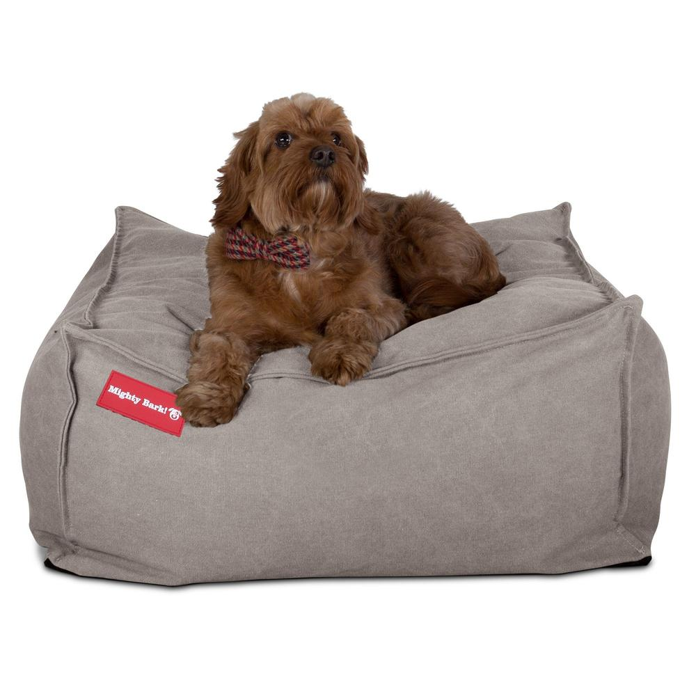The-Crash-Pad--Memory-Foam-Dog-Bed-Stonewashed-Denim-Pewter_4