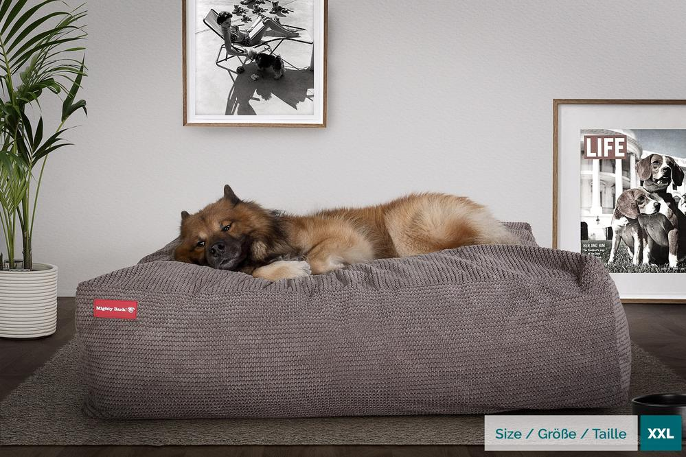 the-crash-pad-memory-foam-dog-bed-pom-pom-charcoal_2