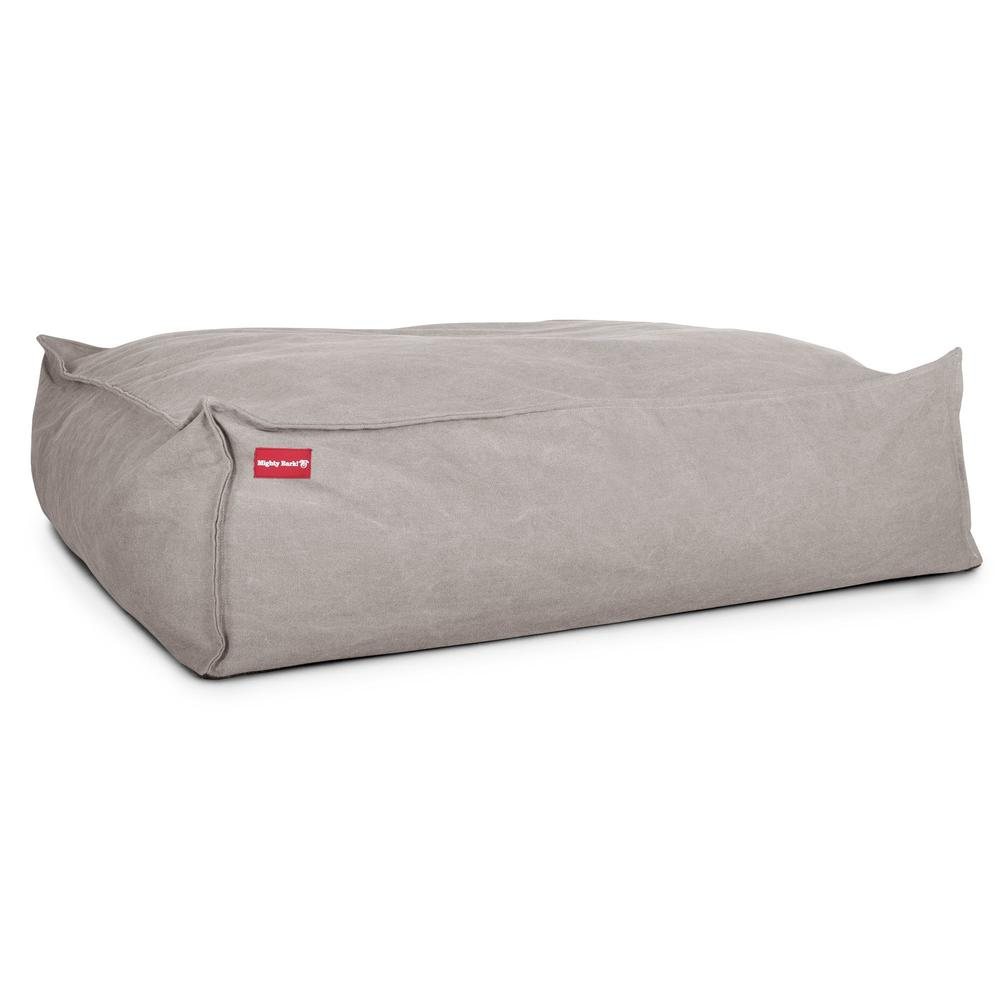 The-Crash-Pad--Memory-Foam-Dog-Bed-Stonewashed-Denim-Pewter_5