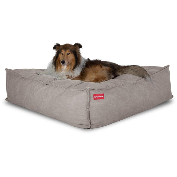 the-crash-pad-memory-foam-dog-bed-denim-pewter_1