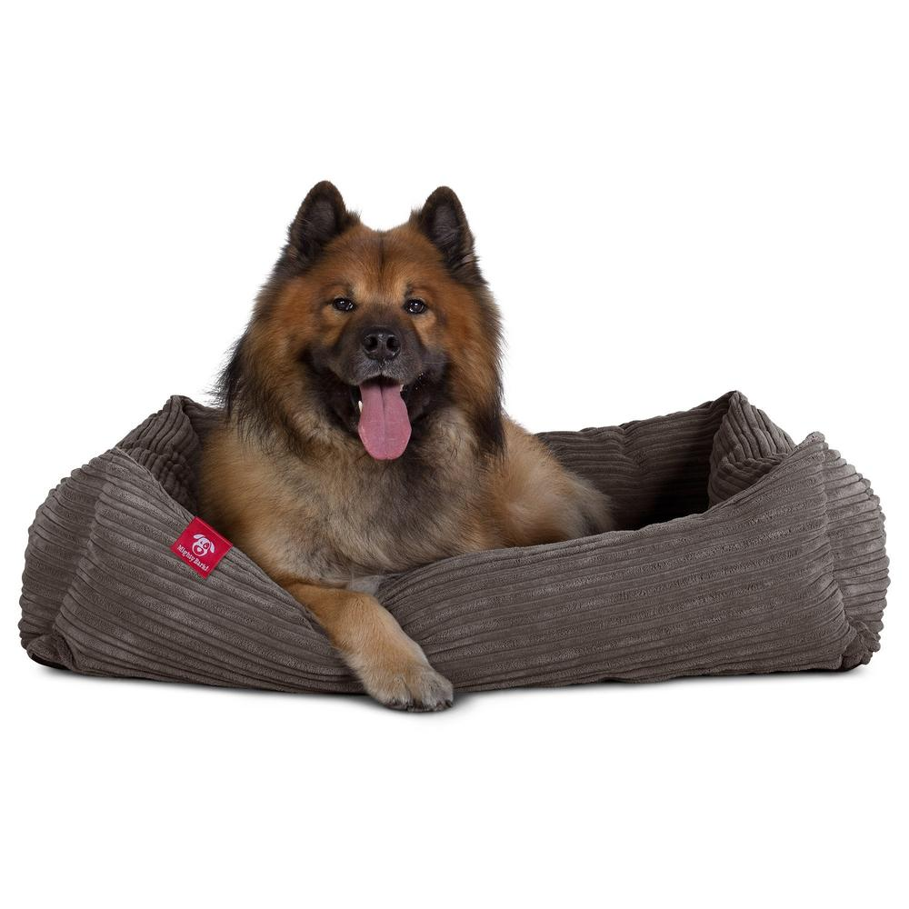 The-Nest-Orthopedic-Memory-Foam-Dog-Bed-Cord-Graphite-Grey_6