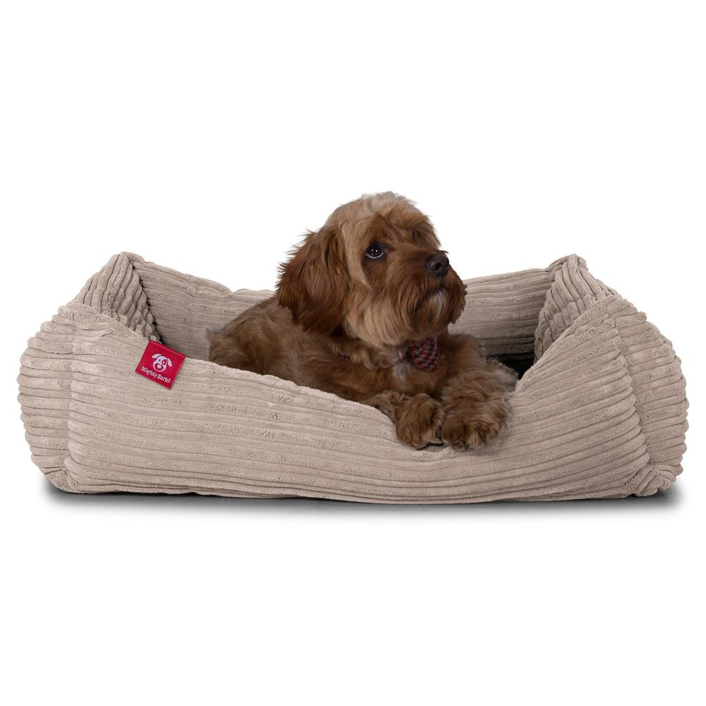 the-nest-orthopedic-memory-foam-dog-bed-cord-mink_4