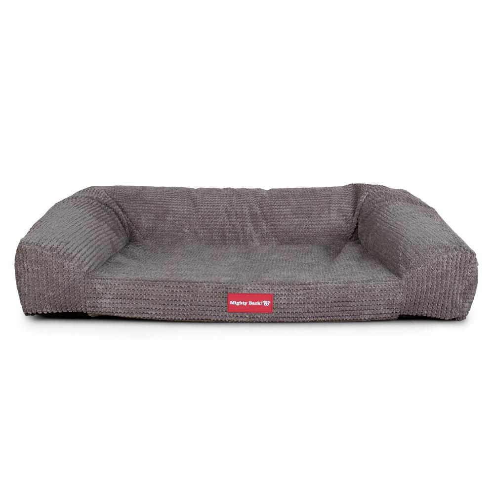 The-Sofa-Orthopedic-Memory-Foam-Sofa-Dog-Bed-Pom-Pom-Charcoal-Grey_4
