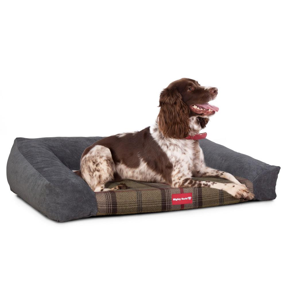 The-Sofa-Orthopedic-Memory-Foam-Sofa-Dog-Bed-Tartan-Hunter_3