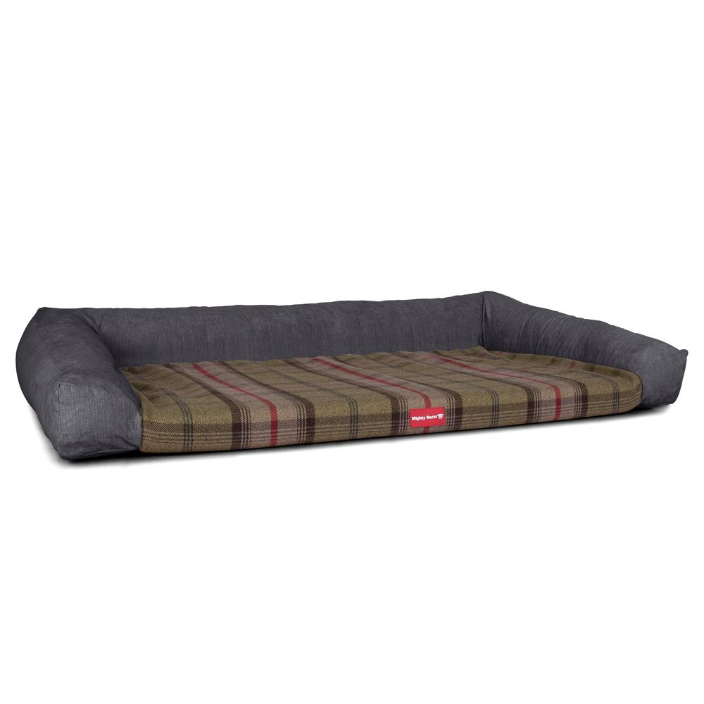 The-Sofa-Orthopedic-Memory-Foam-Sofa-Dog-Bed-Tartan-Hunter_5