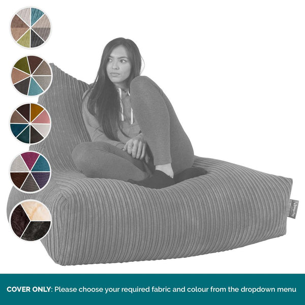 Mega-Lounger-Bean-Bag-COVER-ONLY-Replacement-/-Spares_1