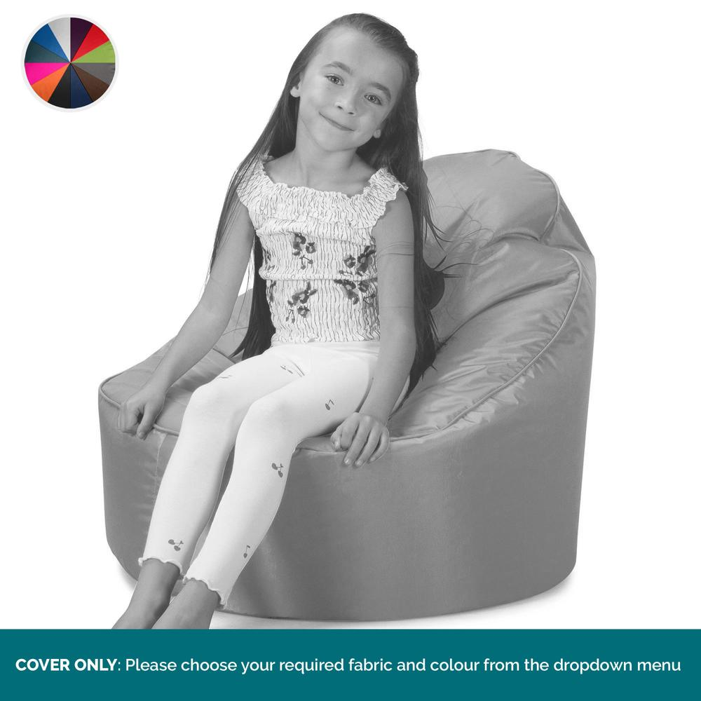 SmartCanvas™-Childrens-Comfy-Padded-Bean-Bag-Chair-COVER-ONLY-Replacement-/-Spares_1