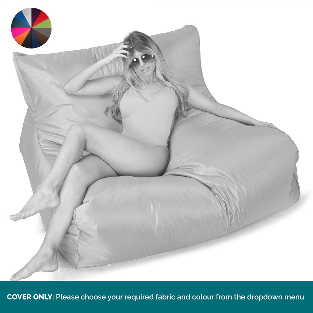 SmartCanvas™-Huge-Outdoor-Swimming-Pool-Bean-Bag-COVER-ONLY-Replacement-/-Spares_1