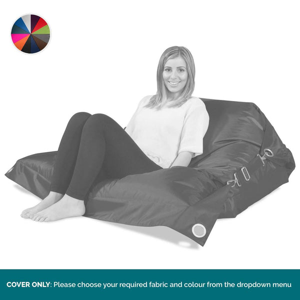 SmartCanvas™ XXL Braced Bean Bag COVER ONLY - Replacement / Spares