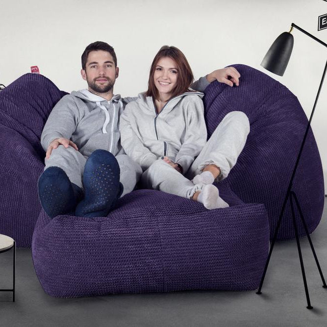 Huge-Bean-Bag-Sofa-Pom-Pom-Purple_2
