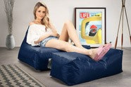 Smartcanvas Gaming Lounger Bean Bag