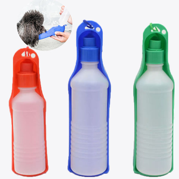 250/500ml Dog Water Bottle