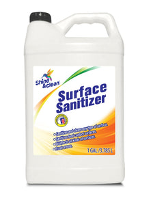 Surface Sanitizer - QUAT- 4 Pack