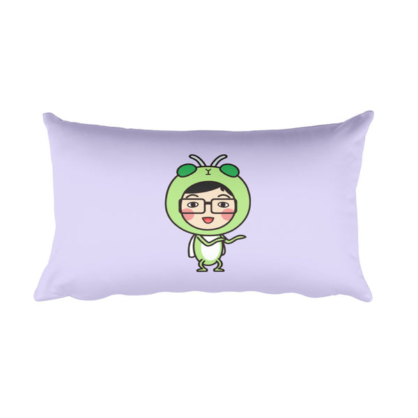 RM Single Grasshopper Rectangular Pillow