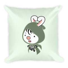 Goblin Cloak Square Pillow