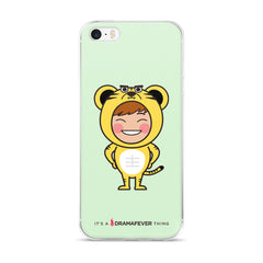 RM Single Tiger iPhone 5/5s/Se, 6/6s, 6/6s Plus Case