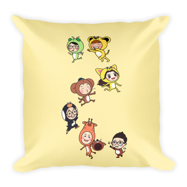 RM Running Square Pillow