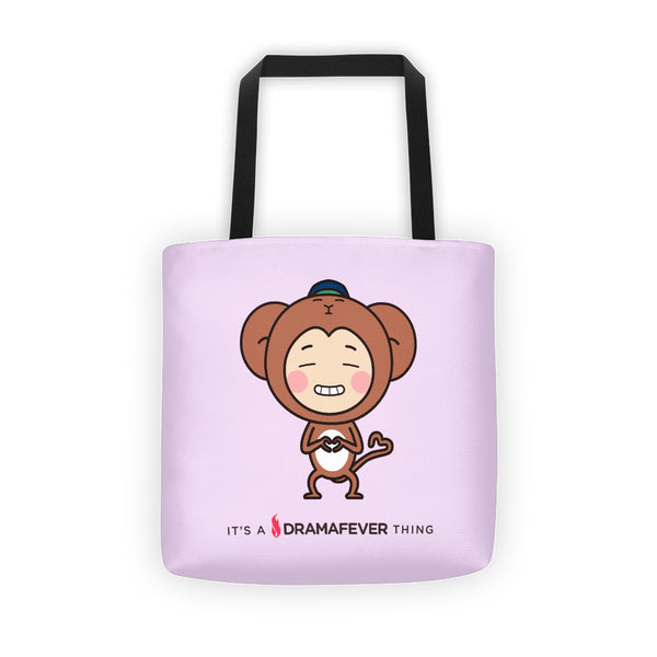RM Single Monkey Tote bag