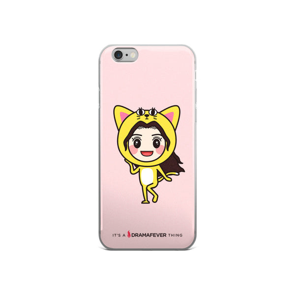 RM Single Cat iPhone 5/5s/Se, 6/6s, 6/6s Plus Case