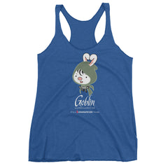Goblin Cloak Women's tank top
