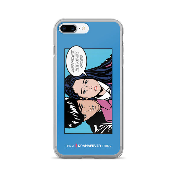 Back Hug iPhone 7/7 Plus Case