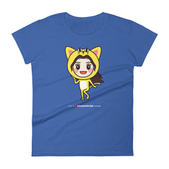 RM Single Cat Women's short sleeve t-shirt