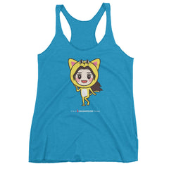 RM Single Cat Women's tank top